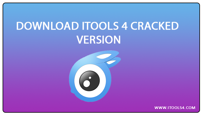 itools 4 full crack windows