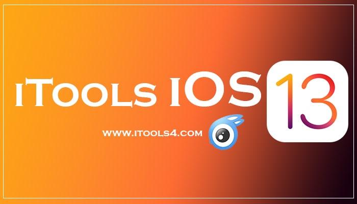 itools ios 13